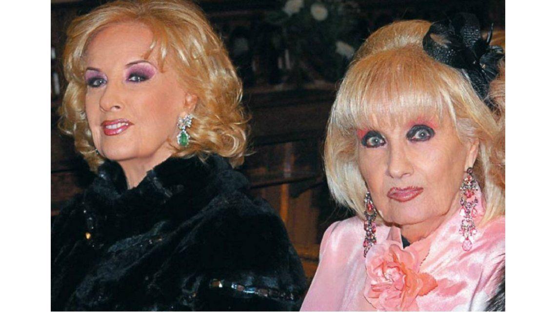 Mirtha y Goldie Legrand