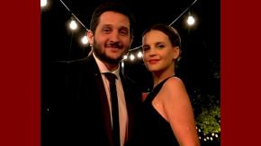 Sabrina Garciarena junto a Germán Paoloski esperan su segundo hijo
