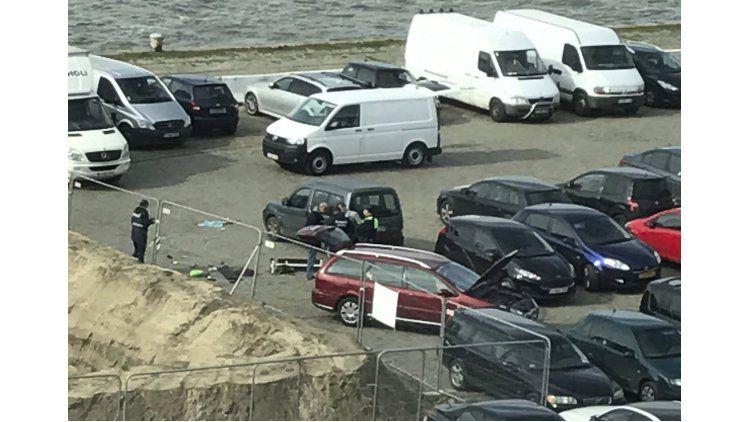 Un hombre fue detenido tras intentar atropellar a una multitud en Bélgica
