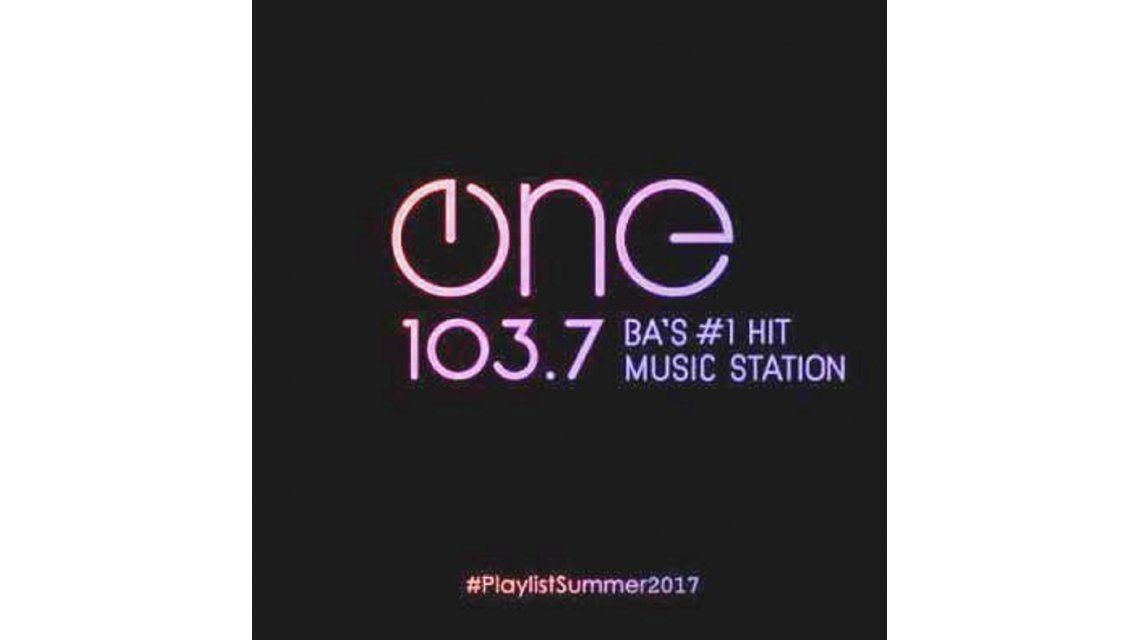 El disco de Radio ONE 103.7