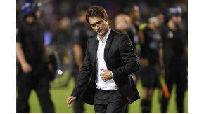 El MellizoBarros Schelotto habló tras la derrota de Boca ante Talleres