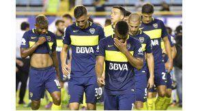 Boca perdió 2 a 1 ante Talleres