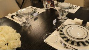 Mauricio Macri cena con Mirtha Legrand - Crédito: @mirthalegrand