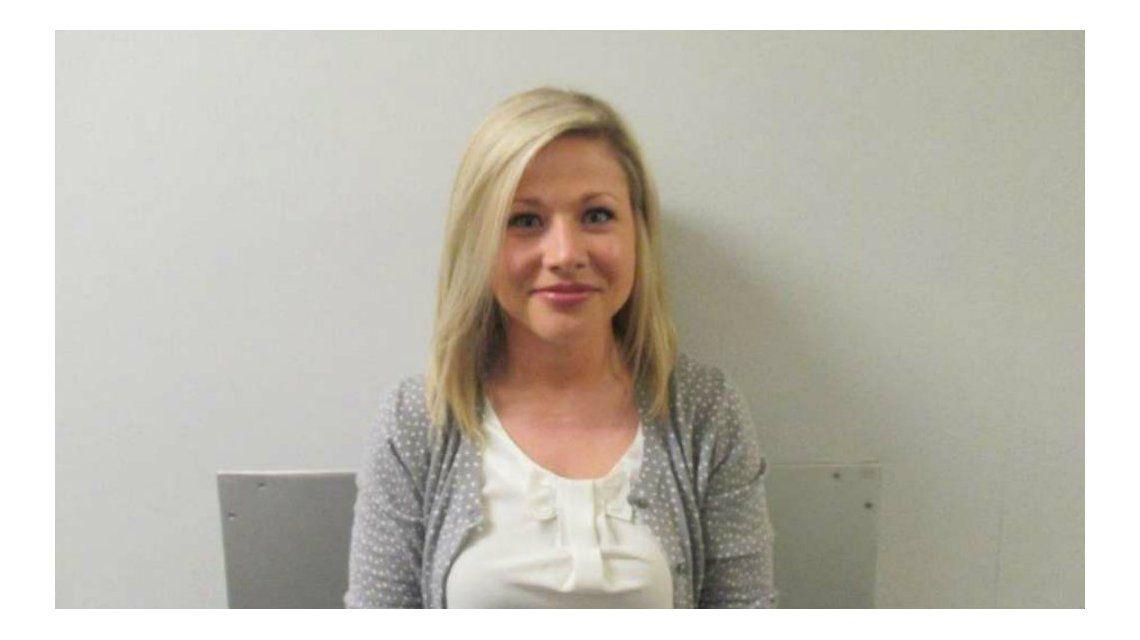 Sarah Madden Fawlker se entregó a las autoridades