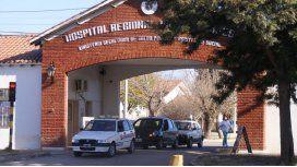 El hospital de Villa Dolores