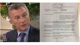 Un jubilado le reclama a Macri los 9 mil y pico de mínima