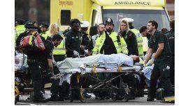 Ataque terrorista en Londres