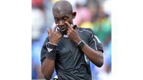 El ghanés, inahibilitado de toda actividad relacionada al fútbol