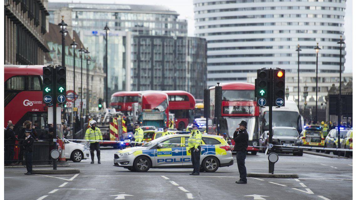 Una mujer murió por un atentado terrorista terrorista