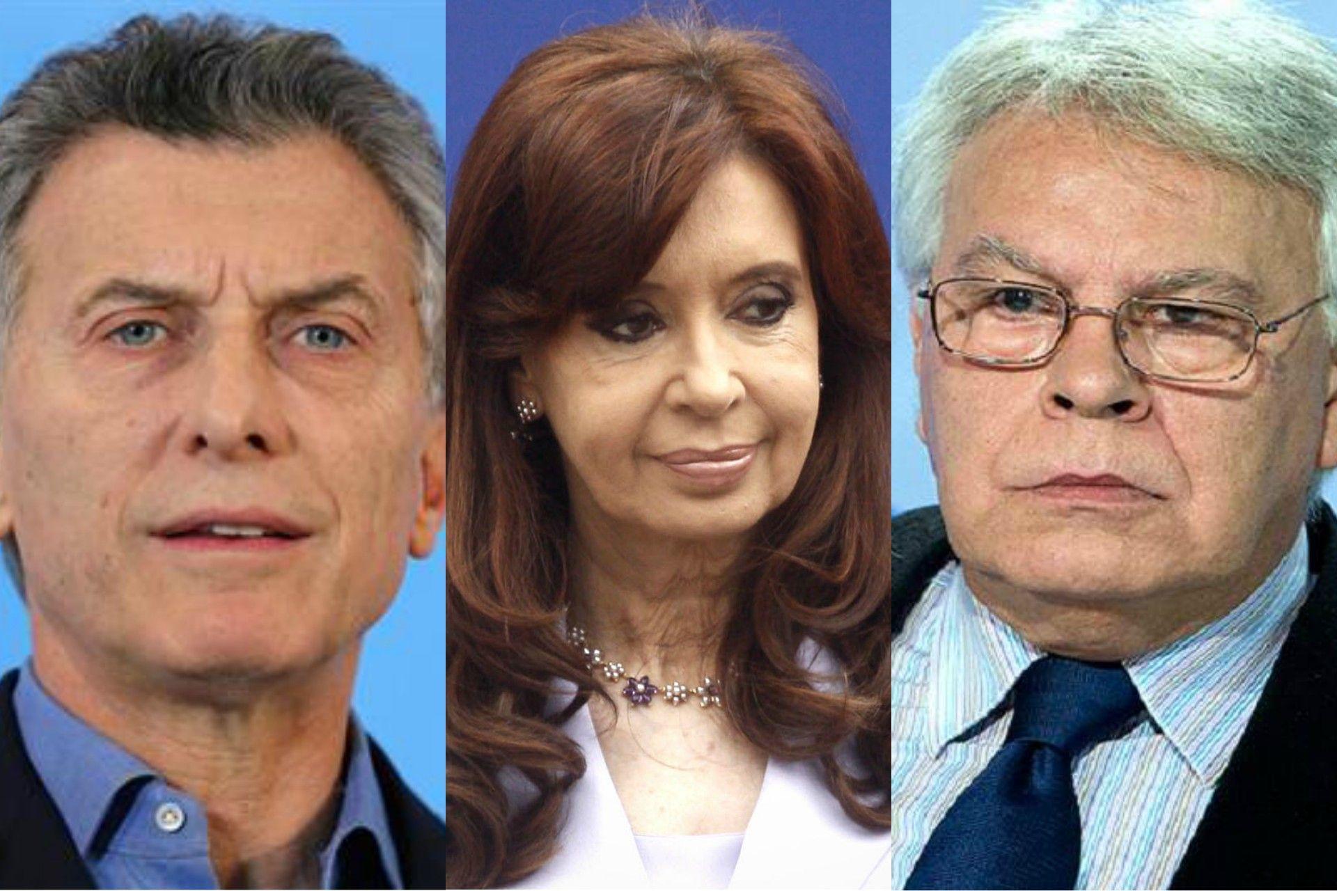 Cristina le envió carta documento a Macri y a Felipe González