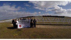 La Comisión de la Memoria que viajó a Malvinas denunció maltrato