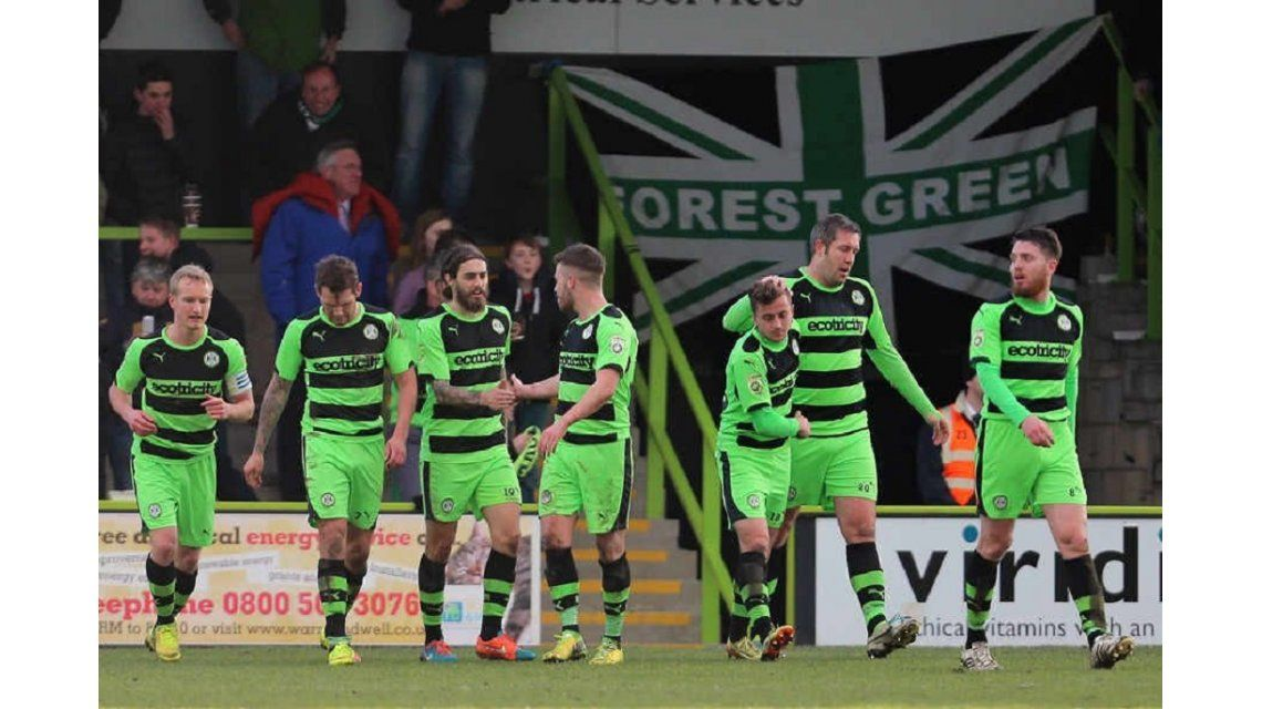 El Forest Green Rovers