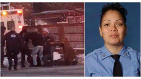 Paramédica asesinada por su propia ambulancia en el Bronx