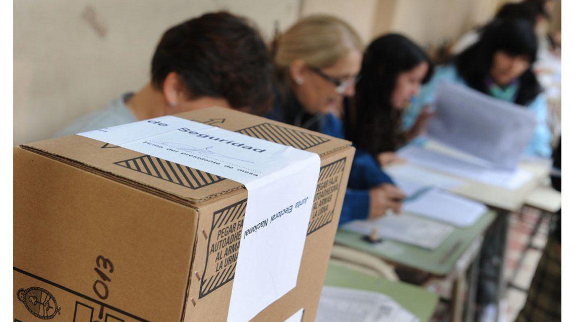 La Provincia oficializó el cronograma electoral