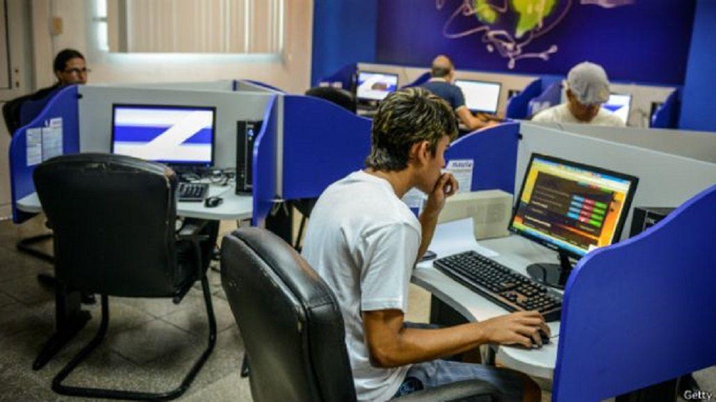 Internet llega a los hogares cubanos