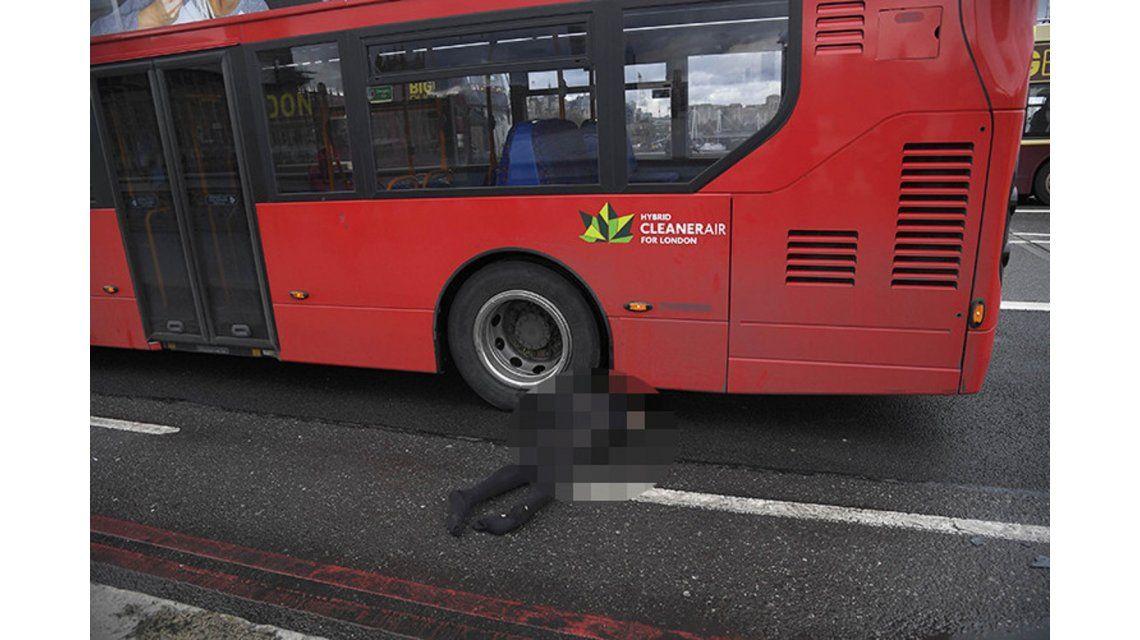 Ataque terrorista en Londres: al menos cuatro muertos y 20 heridos