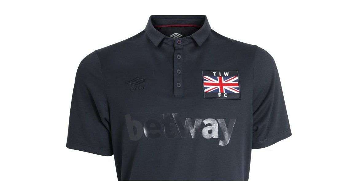 La camiseta negra de River está entre las 10 más lindas del mundo