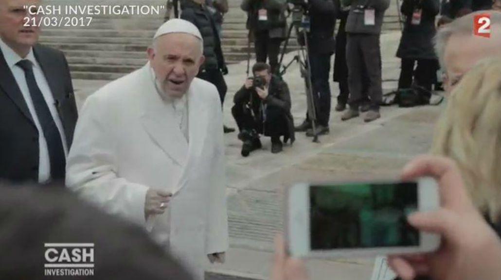 El papa Francisco habló sobre el caso Grassi