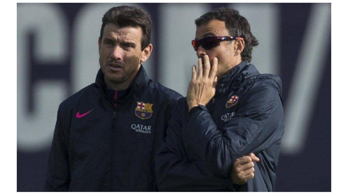 Barcelona ya tiene al sustituto de Luis Enrique para sentarse en el banco