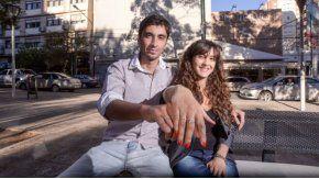 Nelson Tarquino y Cecilia Vaerla conviven hace 15 años