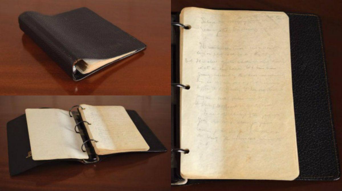 El diario de Kennedy