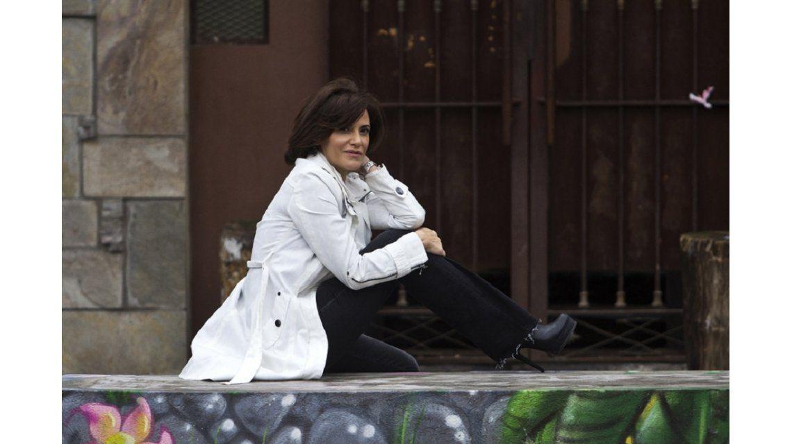 María Fernanda Callejón busca ser madre nuevamente a los 50 años