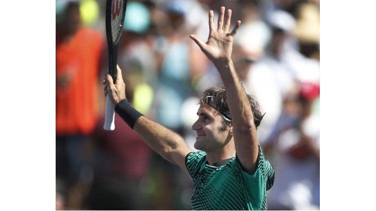 Federer jugará la final de Indian Wells ante Wawrinka
