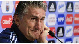 El Patón defiende su idea: Argentina juega a ganar