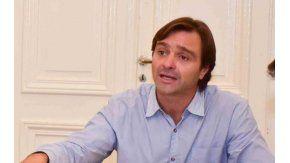 Gonzalo Peluso, el intendente Magdalena