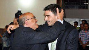 Renunció el jefe de Gabinete de Olavarría, Jorge Larreche - Crédito: Andrés Arouxet / Infoeme