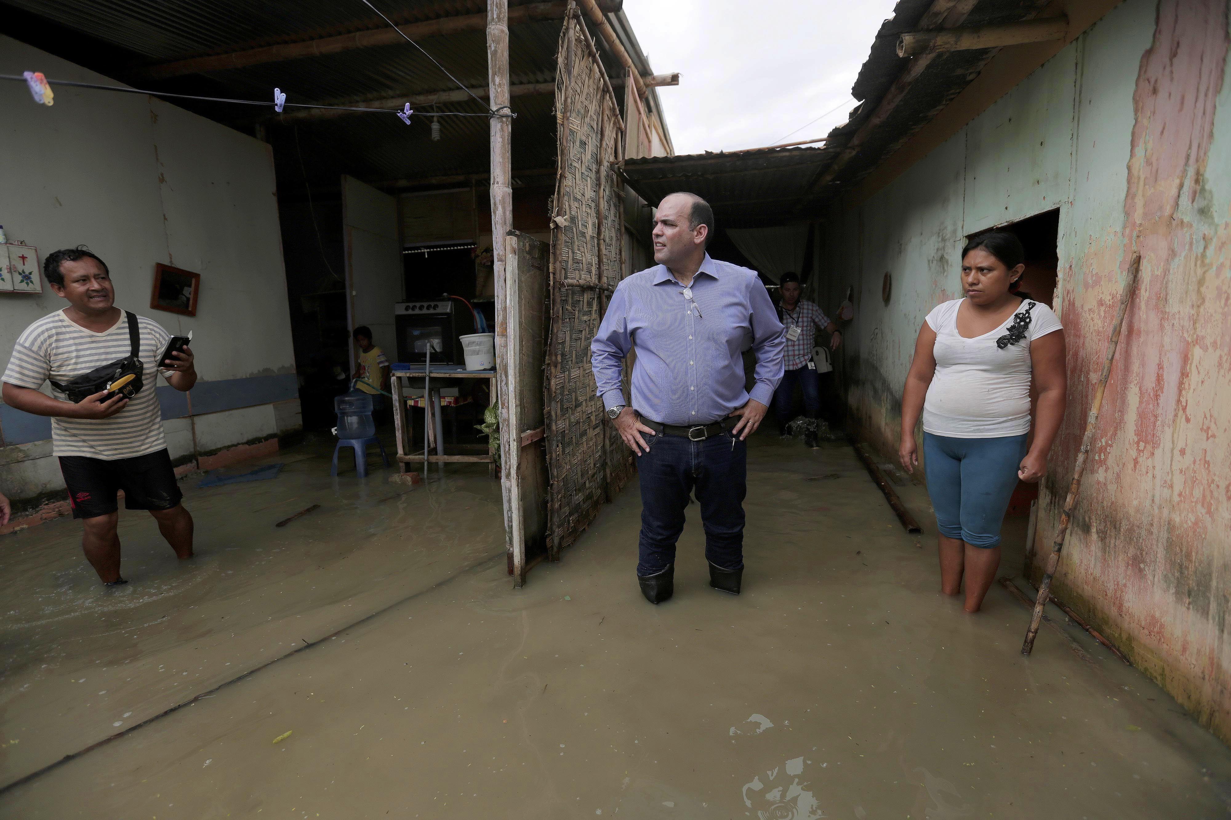 Desastre en Perú: miles de afectados por avalanchas de barro