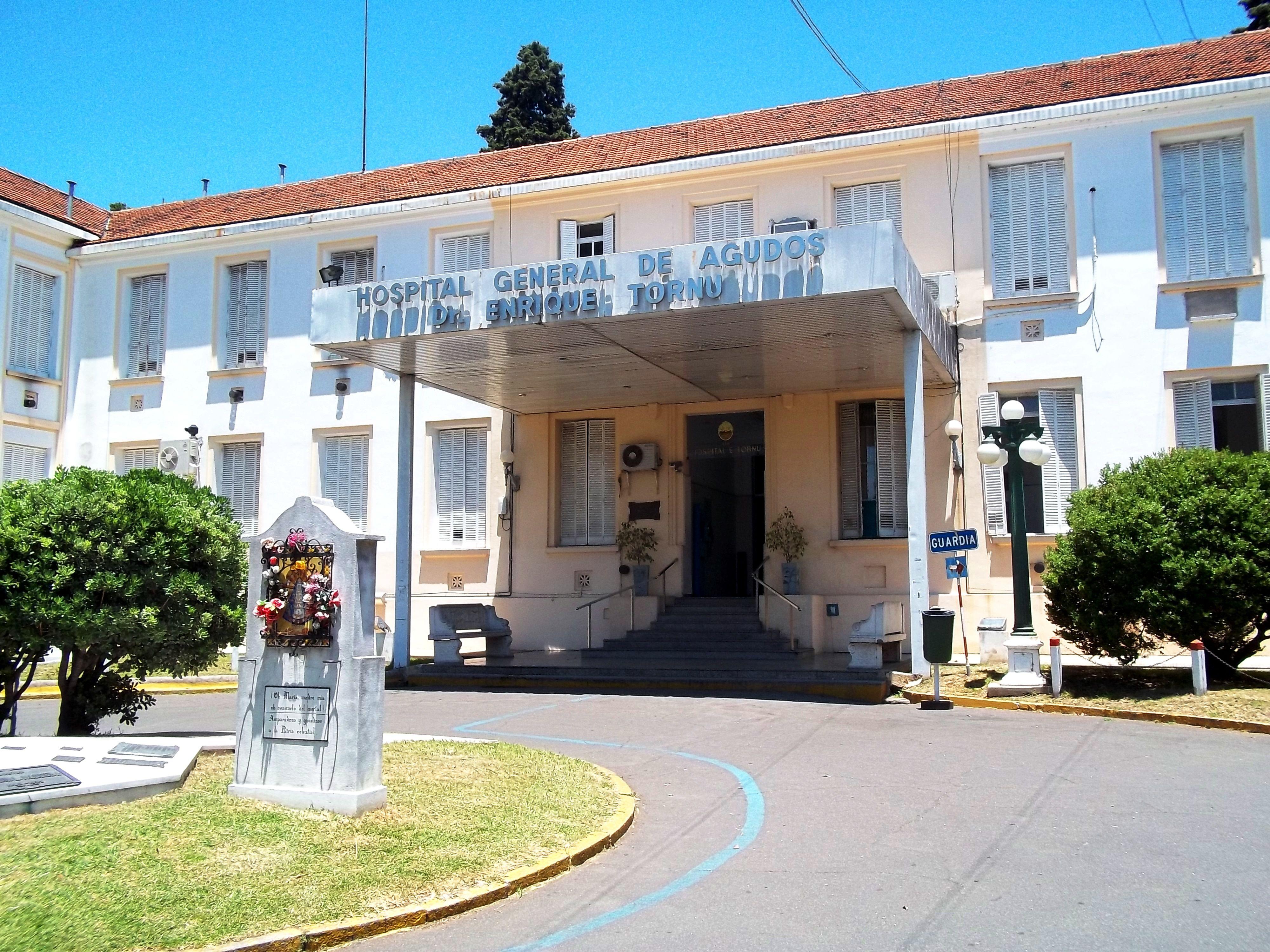 Los intoxicados fueron derivados al Hospital de Agudos Enrique Tornú