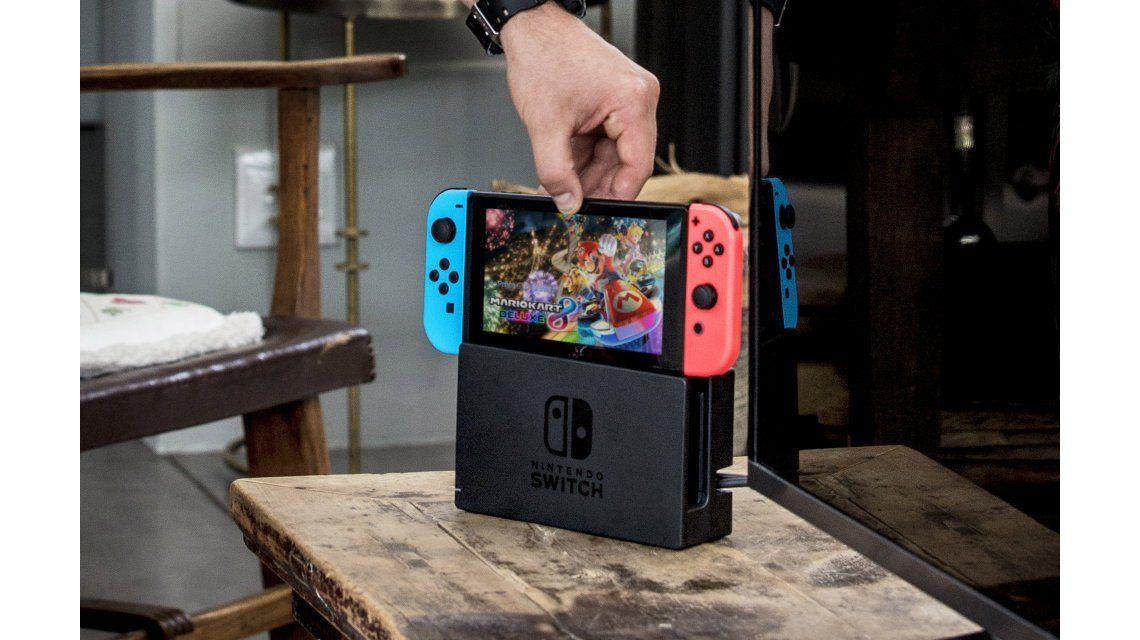 Ya lograron hackear la Nintendo Switch