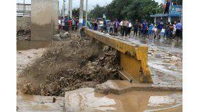 Desastre en Perú