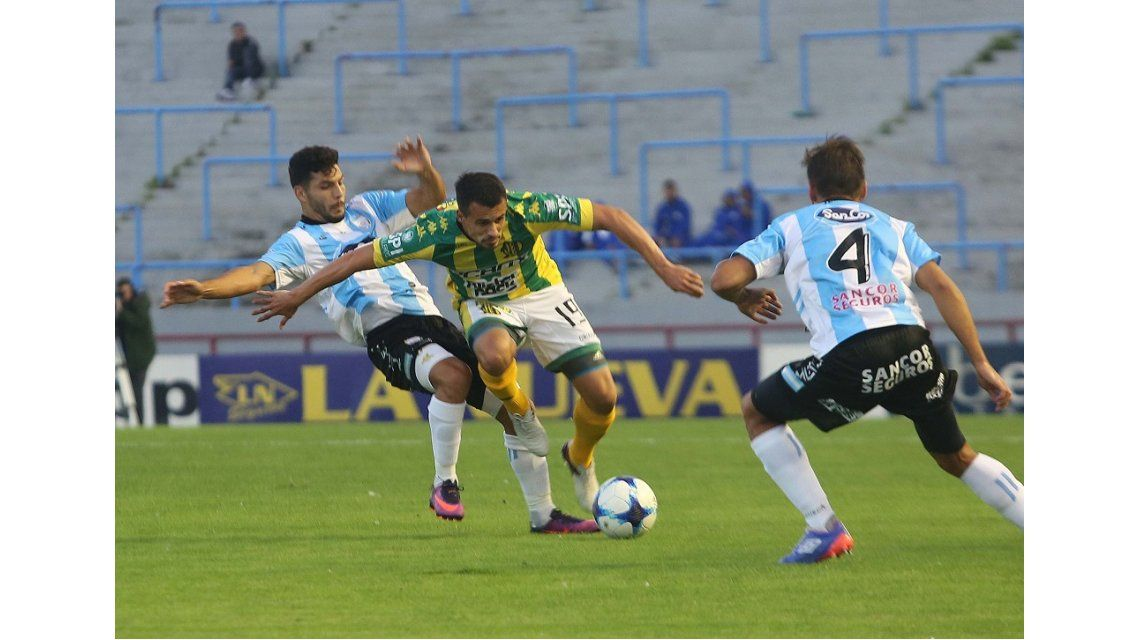 Aldosivi le ganó a Atlético Rafaela