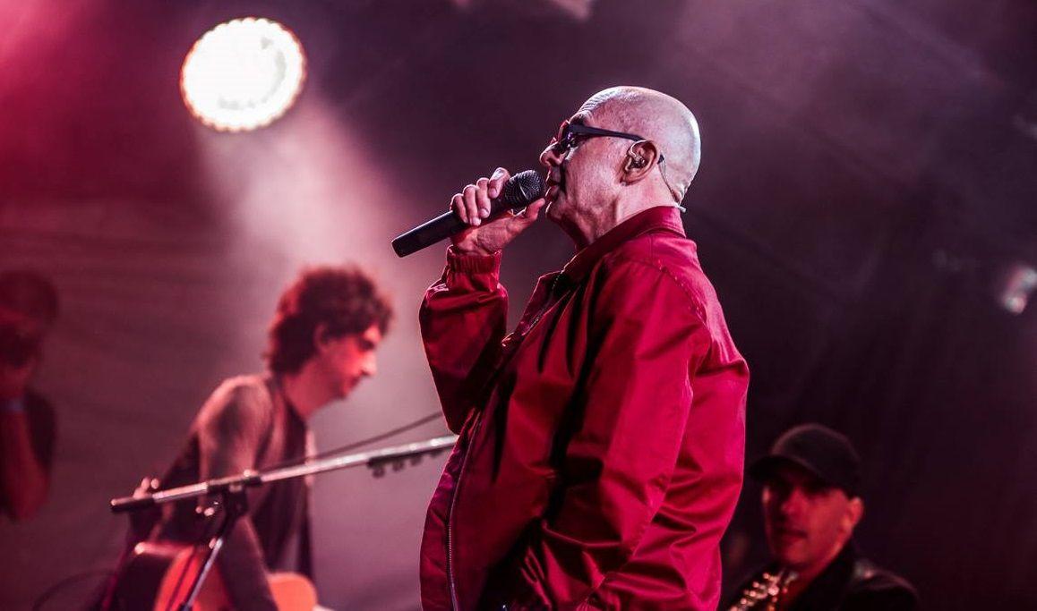 El Indio Solari en lo que pudo ser el último show de su carrera