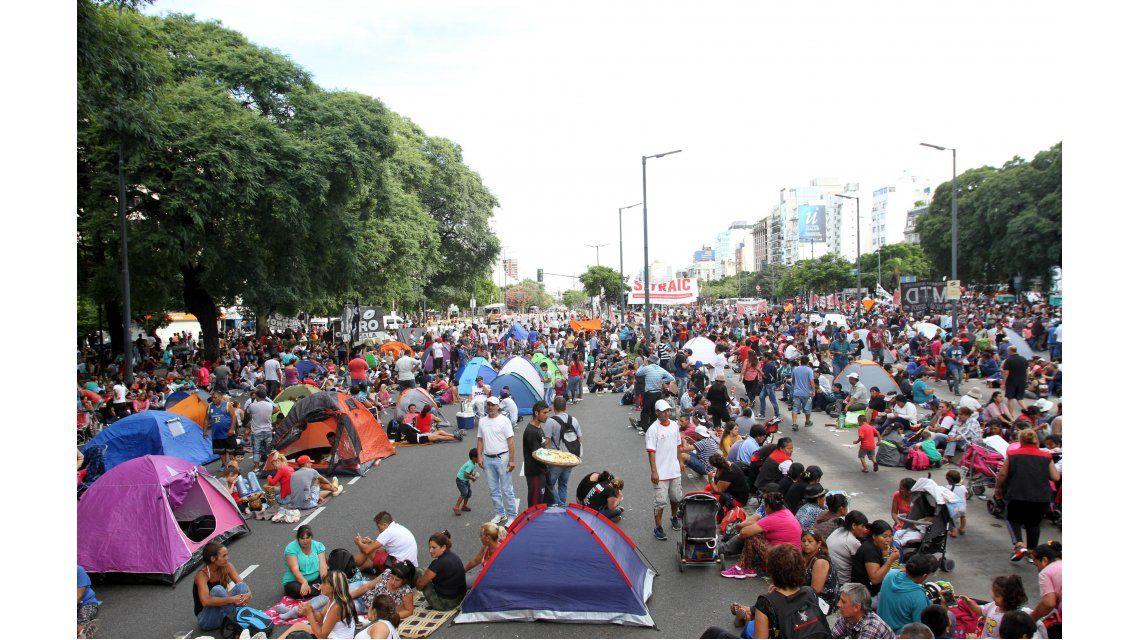 Movimientos sociales en la 9 de julio