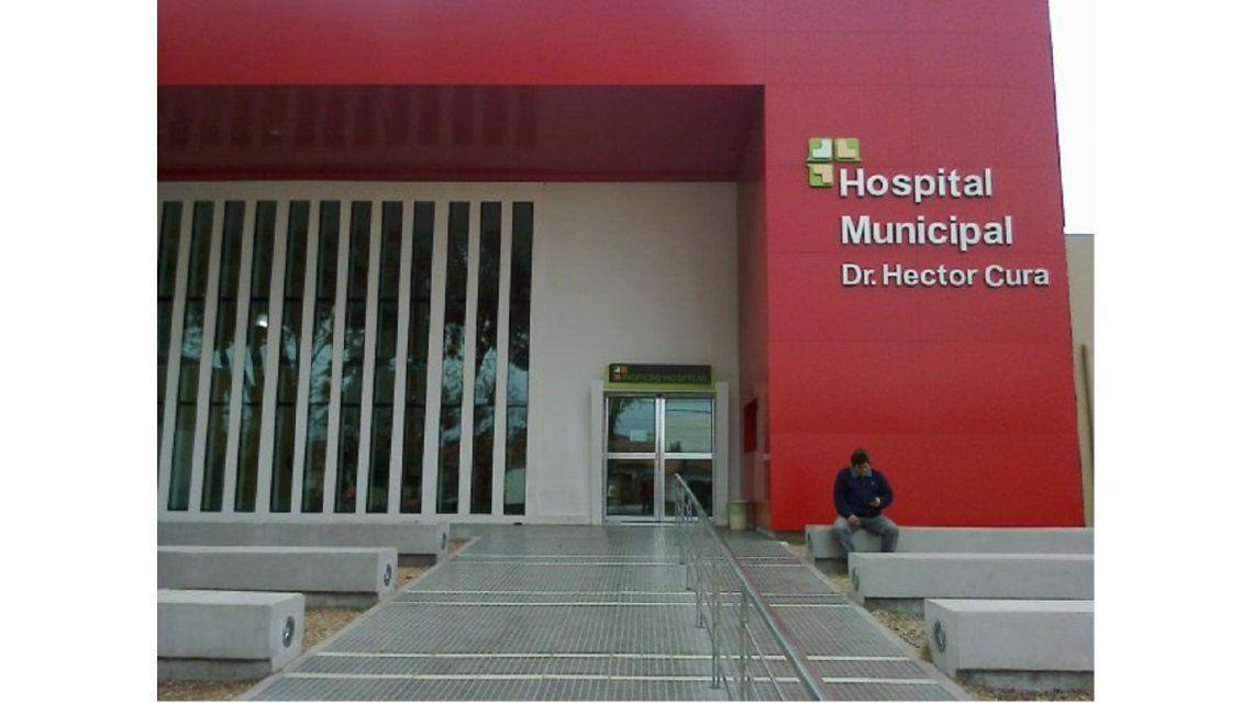 Sólo quedan dos internados en el Hospital Municipal de Olavarría