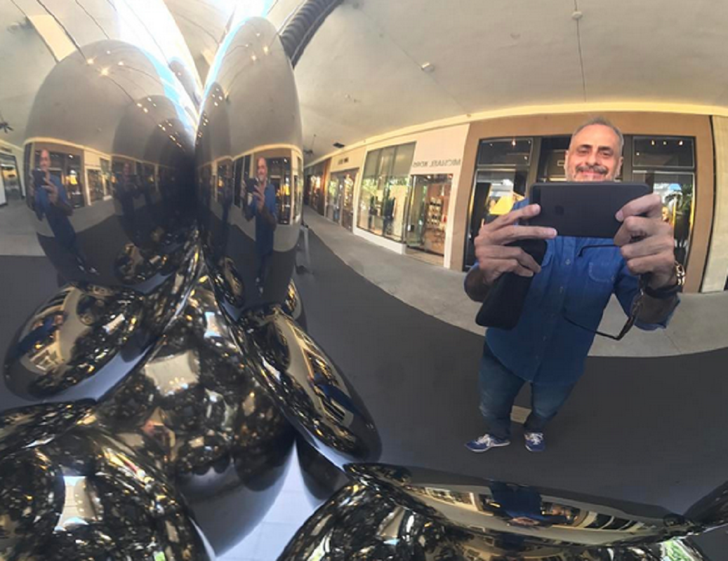 Jorge Rial viajó a Miami tras el embarazo de Agustina Kämpfer