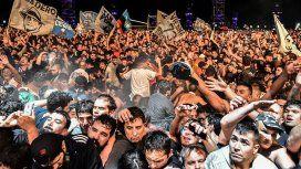 El trágico recital del Indio Solari en Olavarría