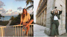 Barbie Vélez, cerca del ex de Calu Rivero, Polito Pieres