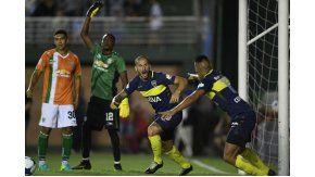El Xeneize derrotó a Banfield en la reanudación del fútbol y va por más