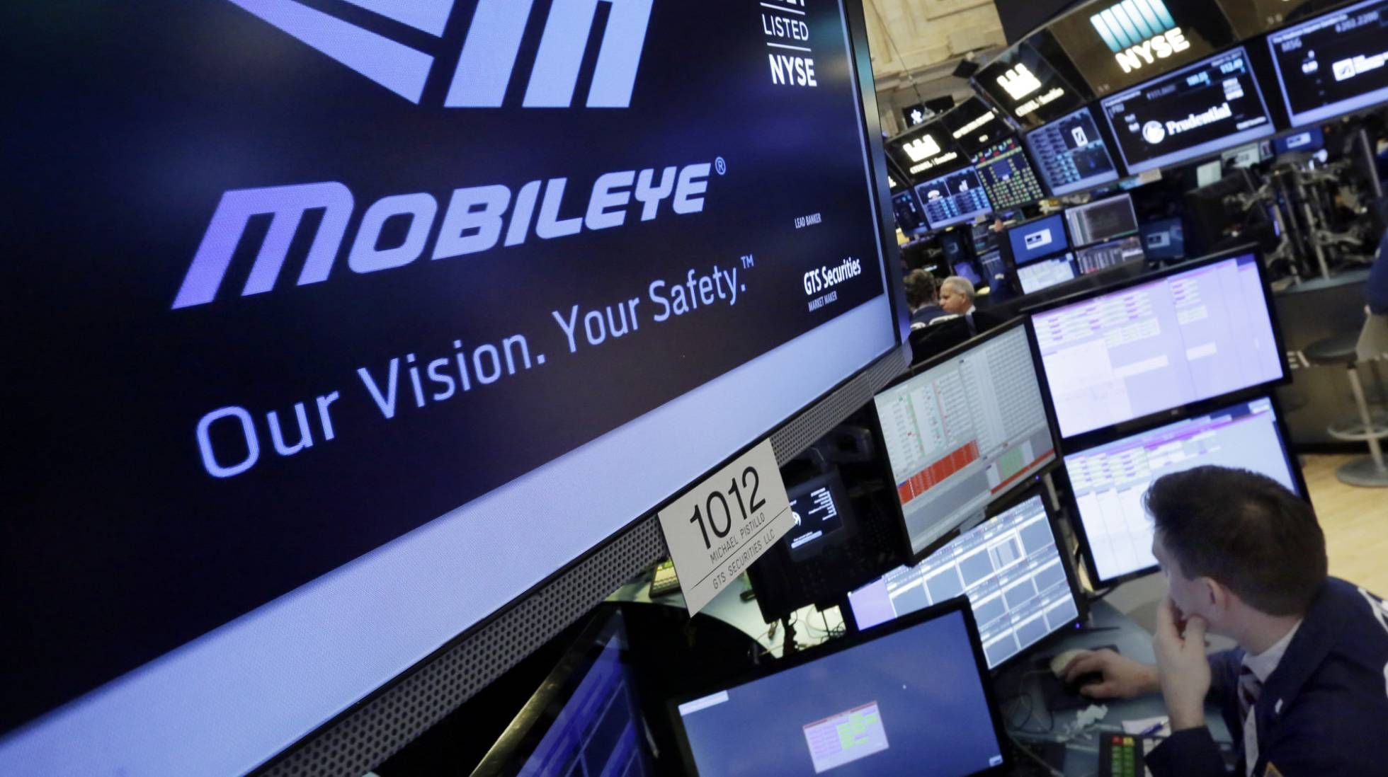Intel compró Mobileye