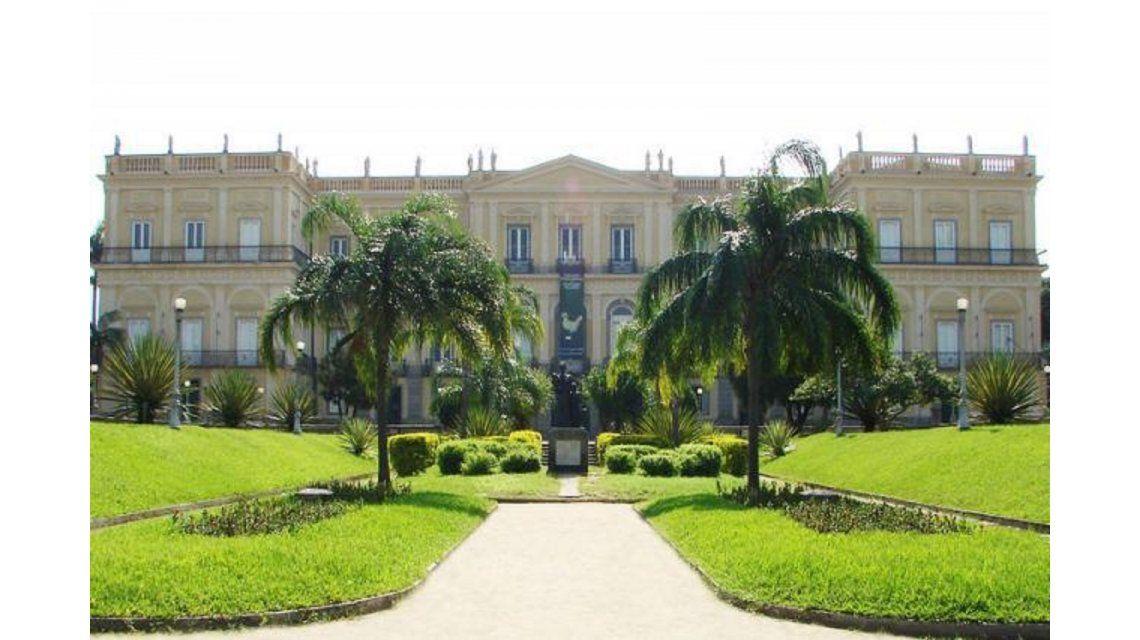 Palacio presidencial de Brasil