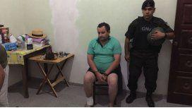 El intendente de Itatí, Roger Terán, detenido en una causa por narcotráfico