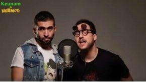 Estos son los dos imitadores que interpretan a 20 voces