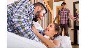 Le fue infiel a su esposo y ahora deberá indemnizarlo