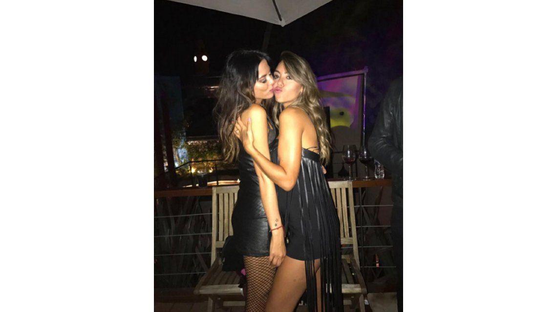 Floppy Tesouro habló del beso con Karina Jelinek