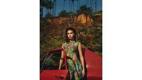 La producción de Selena Gomez para Vogue