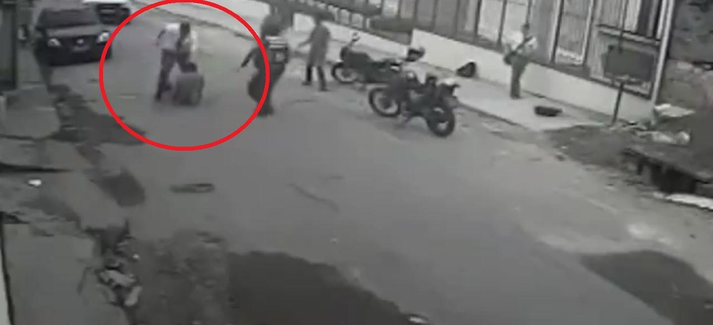 Un mormón golpeó a un delincuente que trató de robarle